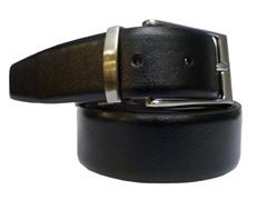 Van Heusen 35mm Reversible Belt Black/Brown