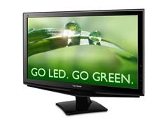 """22"""" 1080p LED Monitor"""