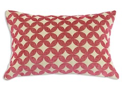 Volt Raspberry 12.5x19 Pillow