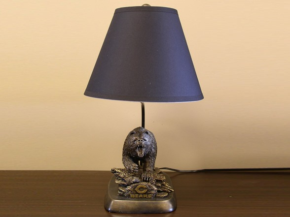 Nfl Table Lamps With Shades 7 Teams