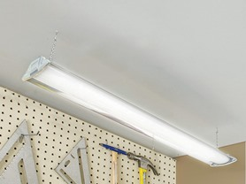 4' 250 Watt Equivalent LED Shop Light
