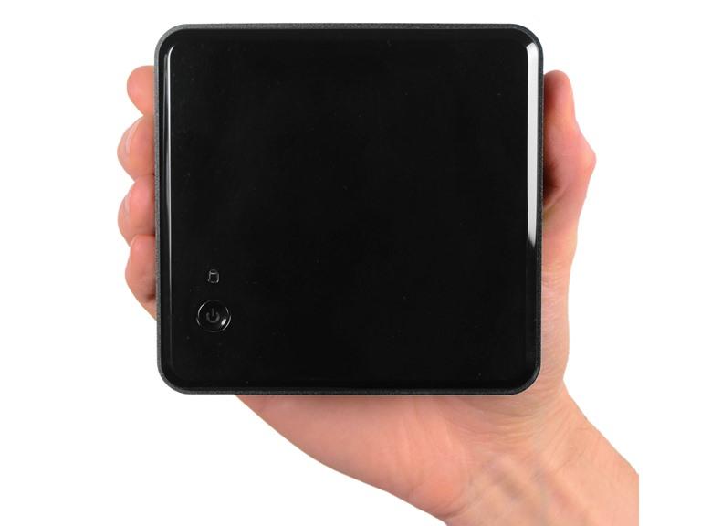Intel NUC Kit Core i3 128GB SSD Tiny PC