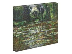 Monet The Bridge Over the Water Lily Pond (2 Sizes)