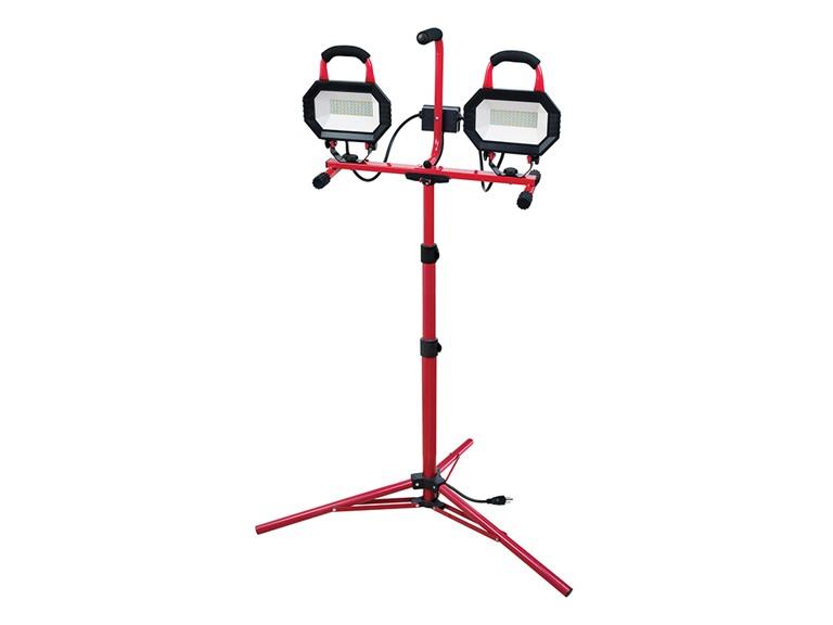 Dual-Head Portable LED Worklight