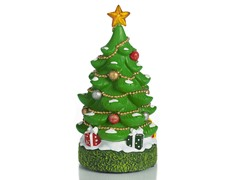 Christmas Tree Statue, Green