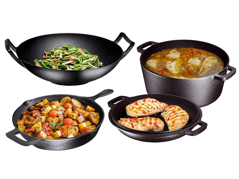 Bruntmor Cast Iron Favorites