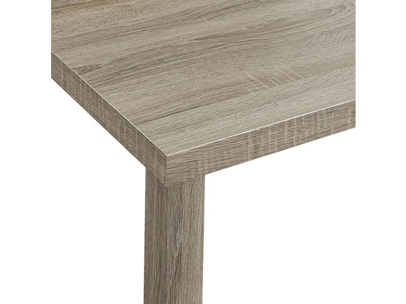 3 Pack Wood Table Set 3 Colors