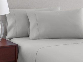 400TC 100% Cotton Sheet Sets- 4 Sizes- 4 Colors