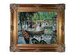 Renoir - La Grenouillere (The Frog Pond)