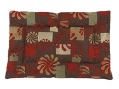 Pinwheel Spice 25x17 Pet Bed