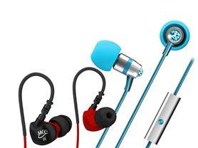 In-Ear Headphones (your choice)