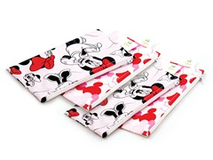 Minnie Mouse Small Snack Bag 4-Pk