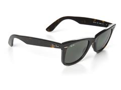 Wayfarer Sunglasses - Tortoise