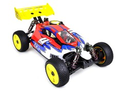 1:8 Scale Off-Road 4WD Buggy
