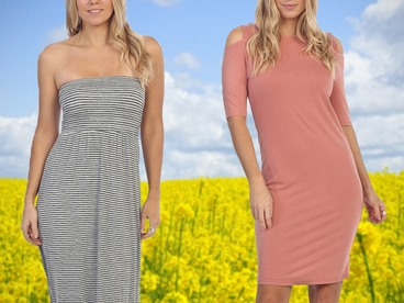 ABI Midi and Maxi Dresses