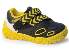 Black & Yellow (Sizes 6-1)
