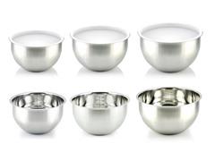 Kevin Dundon 6 Piece Bowl Set SS