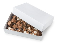 Rocky Road Fudge 16oz