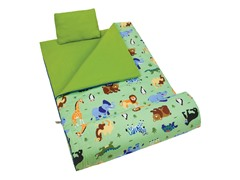 Wildkin Sleeping Bag - Wild Animals