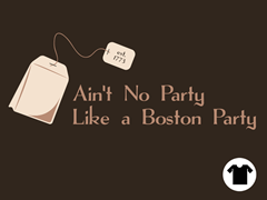 Ain't No Party Like A Boston Party