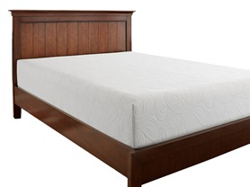 PuraSleep Synergy Memory Foam Mattress
