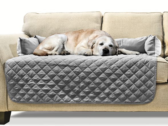 sofa buddy pet bed furniture cover home kitchen
