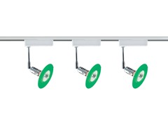 3-Light 4-Foot Low Voltage, Green