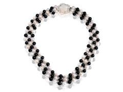 Black Sand Necklace