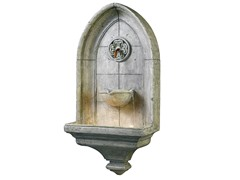 Catalina Fountain, Cement Finish
