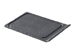 "Basalt Mini Steak Plate 4.5"" x 3.5"""