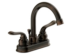 Aviano Lavatory Faucet, Brushed Bronze