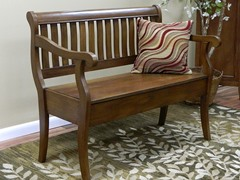 Veranda Storage Bench