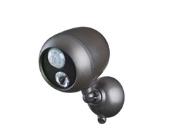 Wireless LED Spotlight - Black