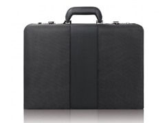 "Pro 17.3"" Attaché Case - Black/Gray"