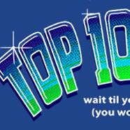 a top ten shirt