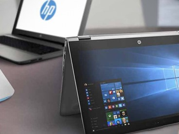A Pride Of HP Laptops