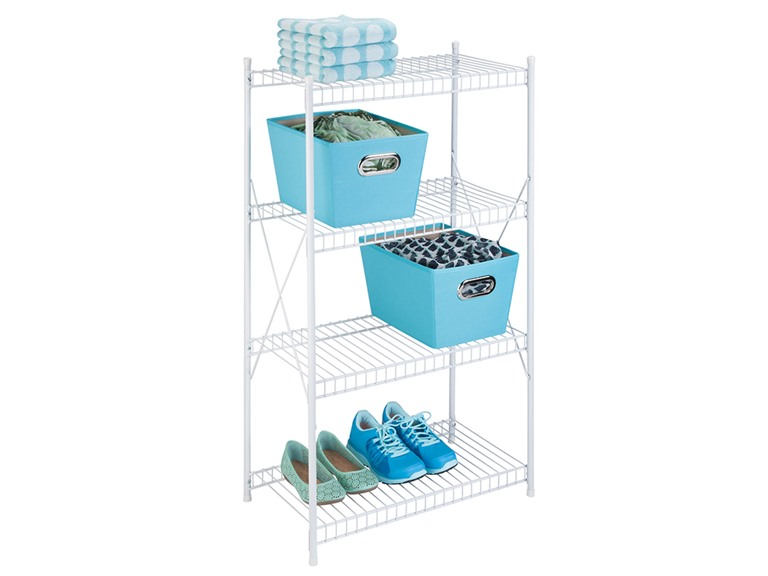 Honey-Can-Do 4-Tier Storage Shelf