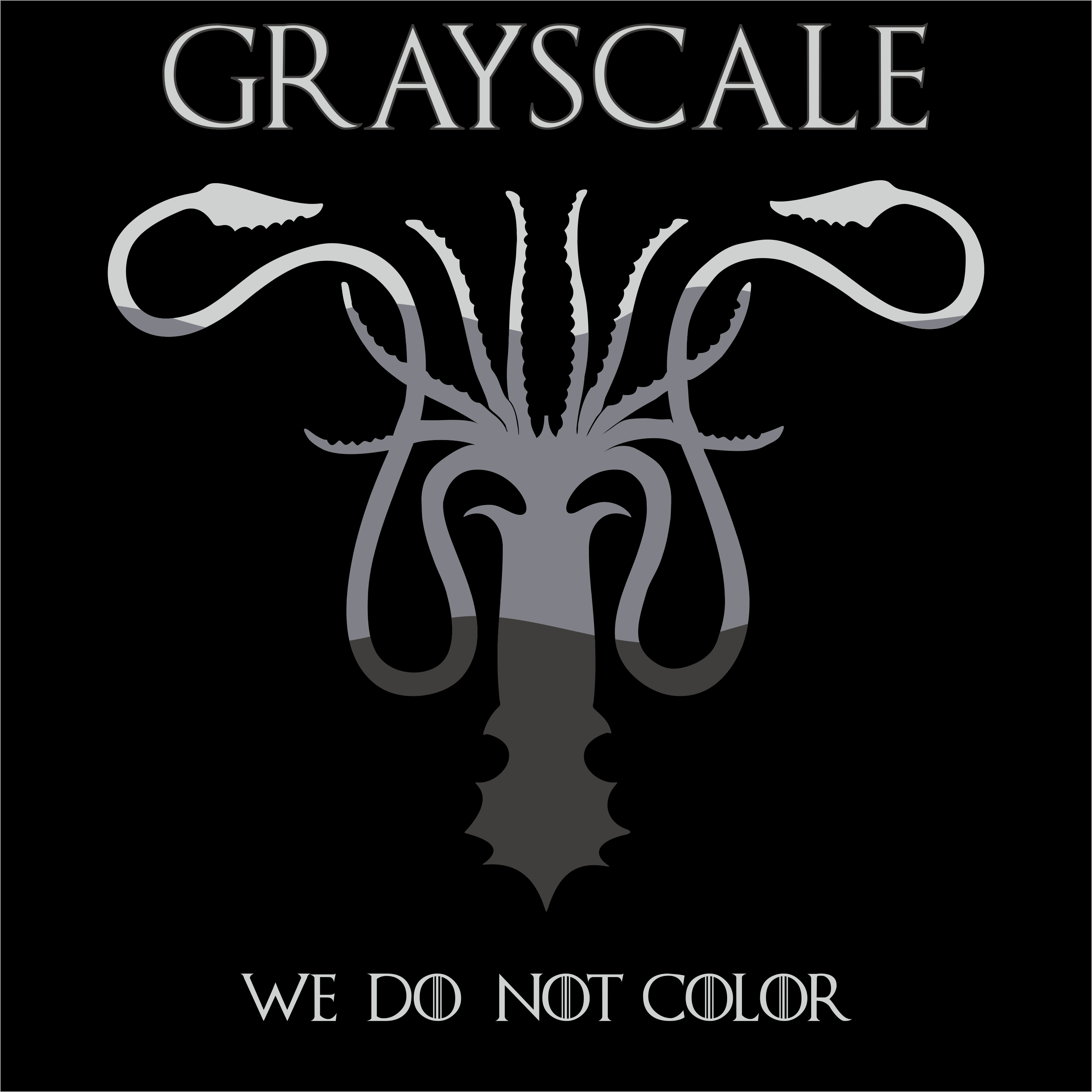 House Grayscale