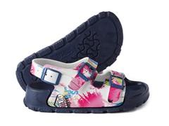 Pink Retro 'Aruba' Sandal