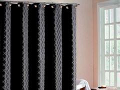 Chloe Diamond Shower Curtain-4 Colors