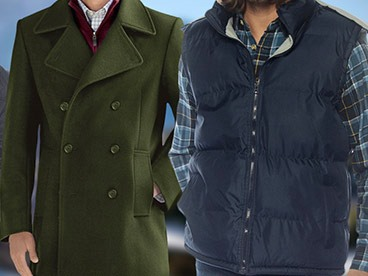 Last Chance Men's Coats
