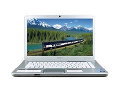 "Sony VAIO 15.5"" BD-ROM Laptop"