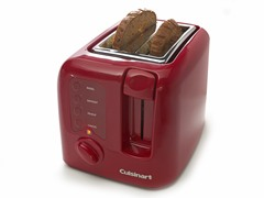 Cuisinart 2-Slice Toaster - Red