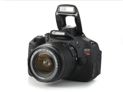 Canon EOS Rebel T3i 18MP Digital SLR