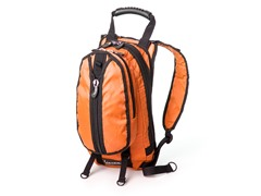 Vespa Basic Backpack - Orange