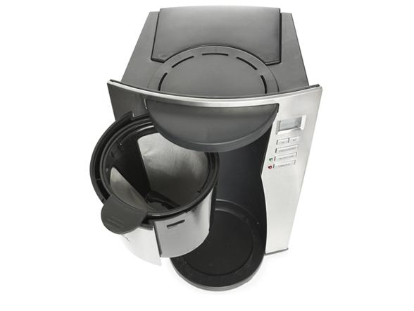 Coffee Maker Swing Out Filter Basket : Wolfgang Puck 12-Cup Coffee Maker