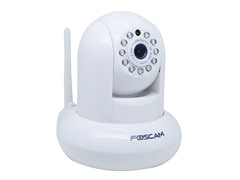 720p H.264 Wireless IP Camera