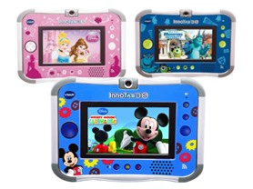 VTech InnoTab 3S Tablet System Bundles (3-Choices)