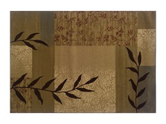 Madison Leaves Area Rug (4 Sizes)