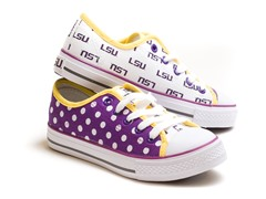 LSU Lace-up - Youth (13-5)